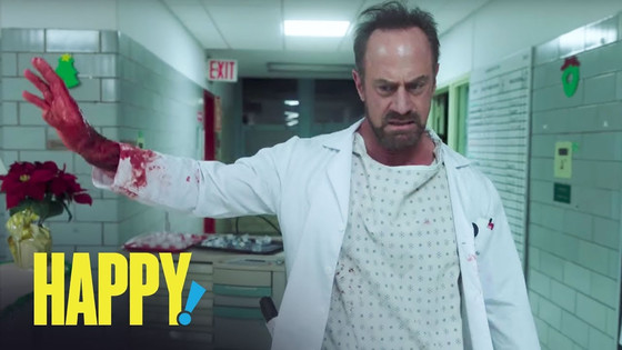 """Happy!"" - Syfy TV Series Review"