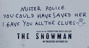 """The Snowman"" (2017) - Movie Review"