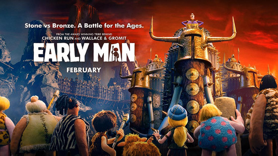 """Early Man"" (2018) - Movie Review"