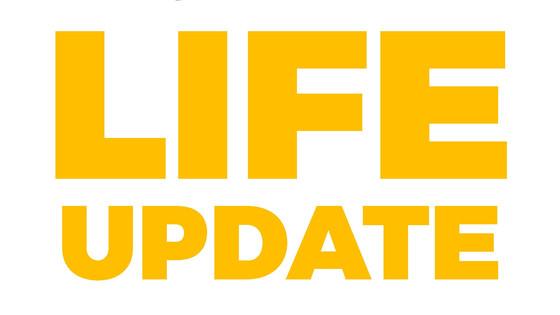 I'M ALIVE: Life Update!