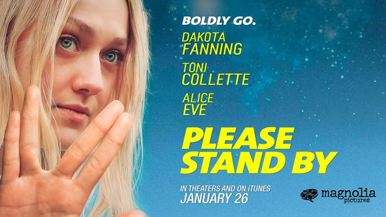 """Please Stand By"" (2018) - Movie Review"