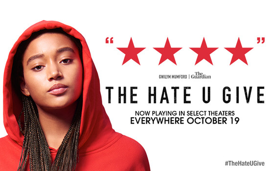 """The Hate U Give"" (2018) Movie Review"