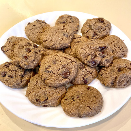 Spicy Chocolate Chips Cookies