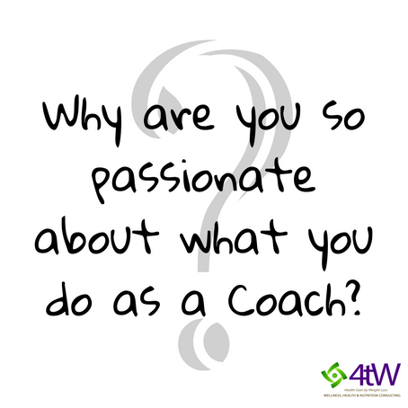 Why Are You So Passionate...?