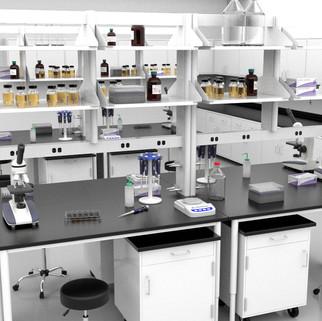 Research Laboratory Model