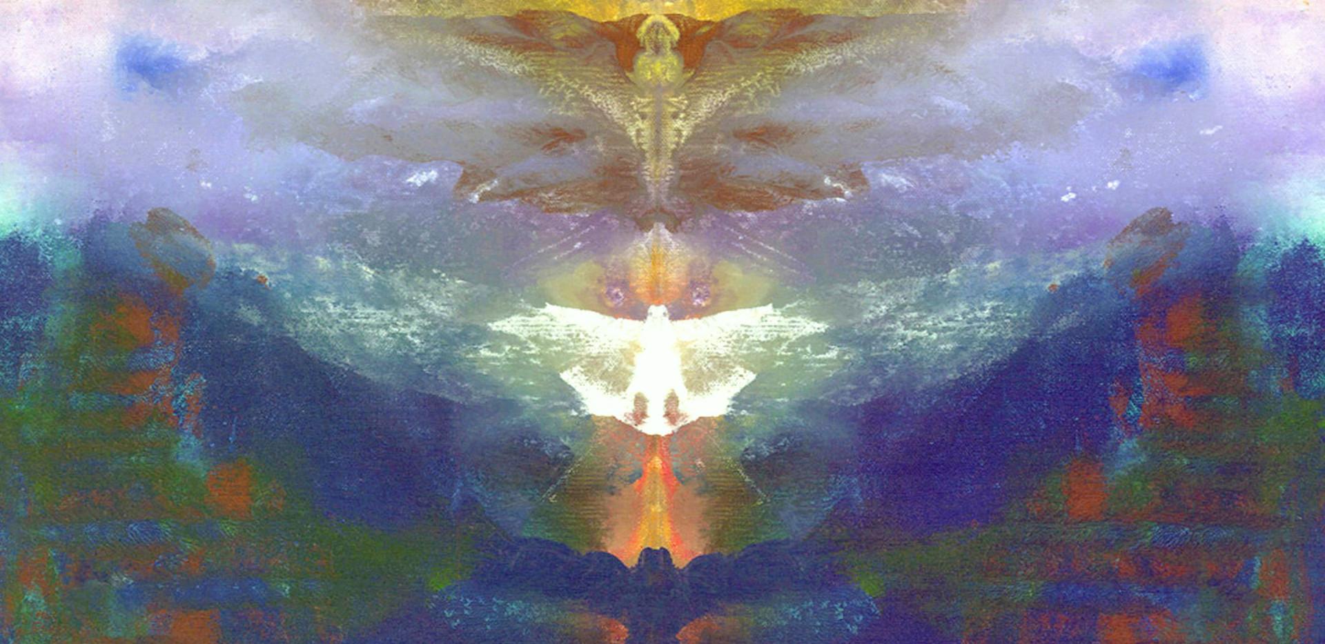 Healing Dove