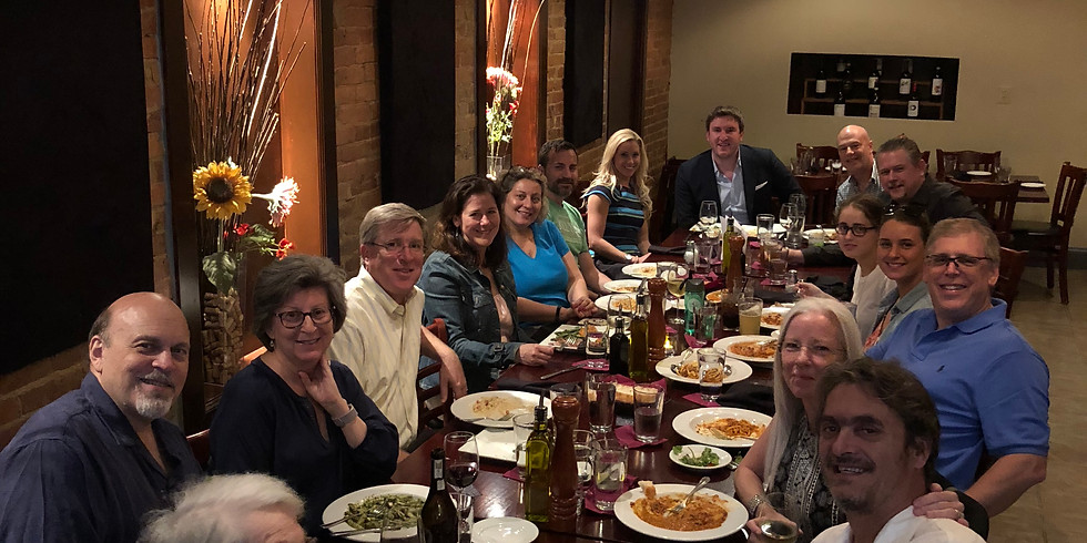 Lavagna Dine Out for Charity for NSCP!