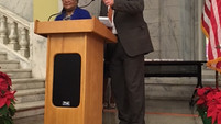 Council Member Bonds Community Cornerstone Award