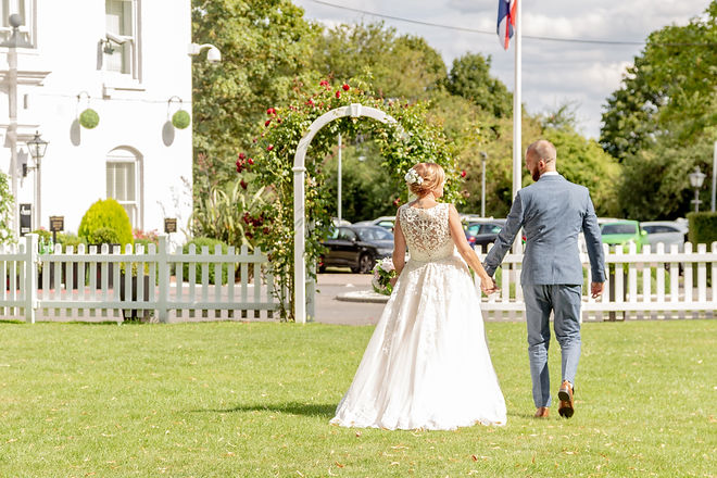 Woughton House Wedding