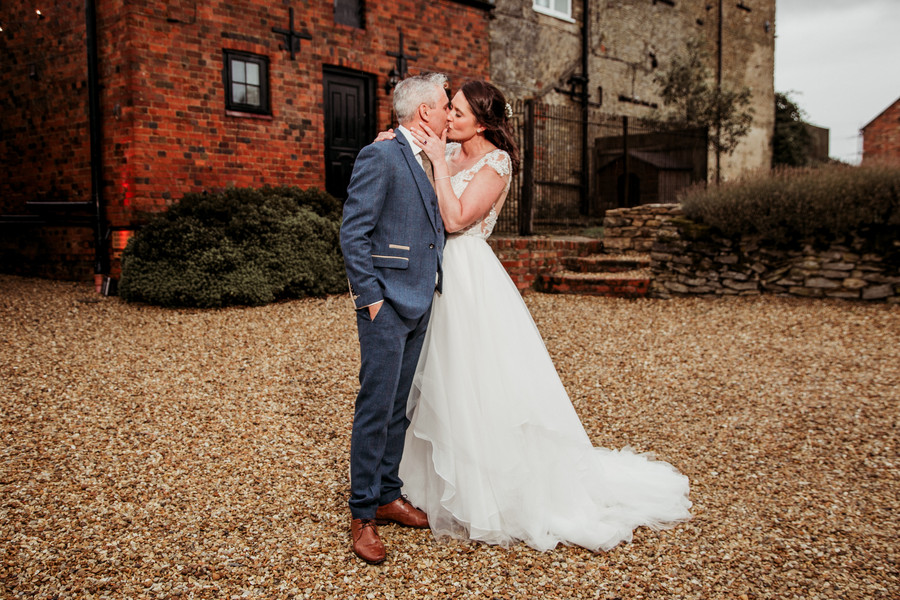 Newton Park Farm Wedding