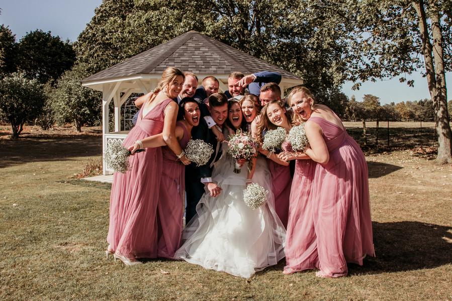 Woughton House Wedding
