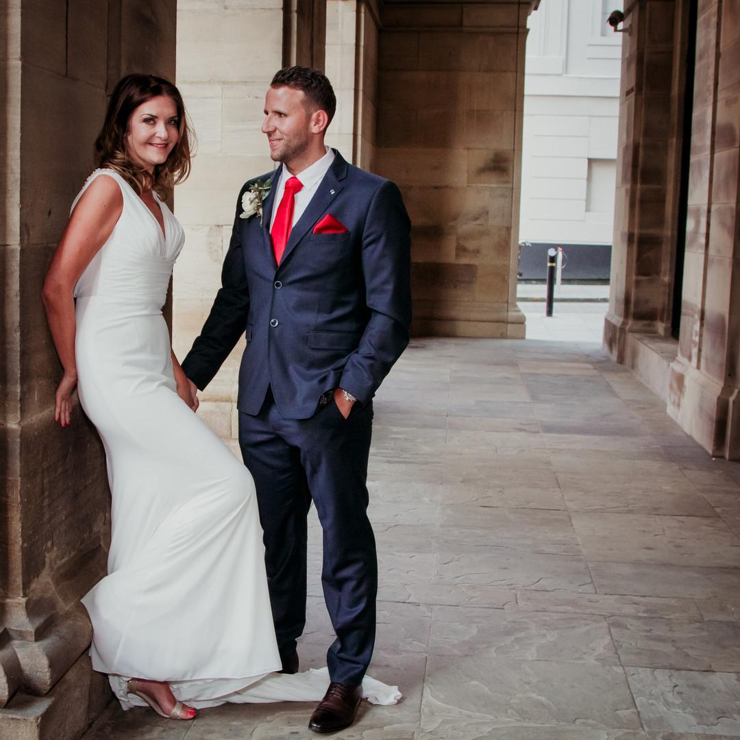 The Edwardian Manchester Wedding
