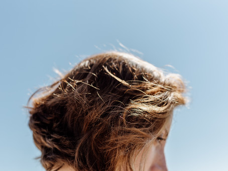 Sprödes Haar