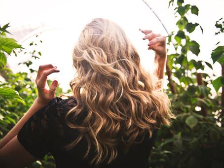 Haare vertrocknen wie Laub