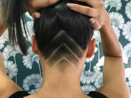 Hairtattoos