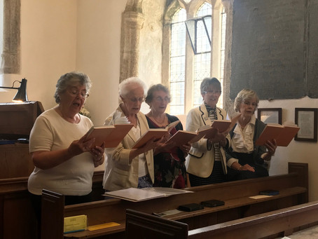 £32,000 raised by St. Hydroc's Singers
