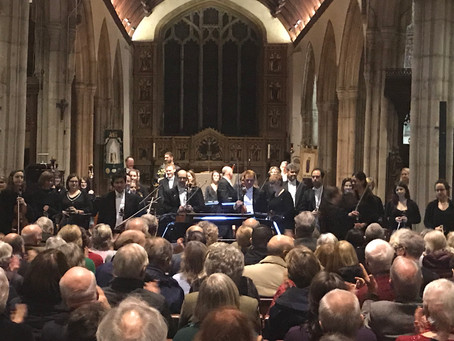 BSO concert at St. Petroc's