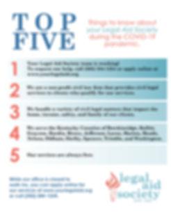 Top Five General Legal Aid.jpg