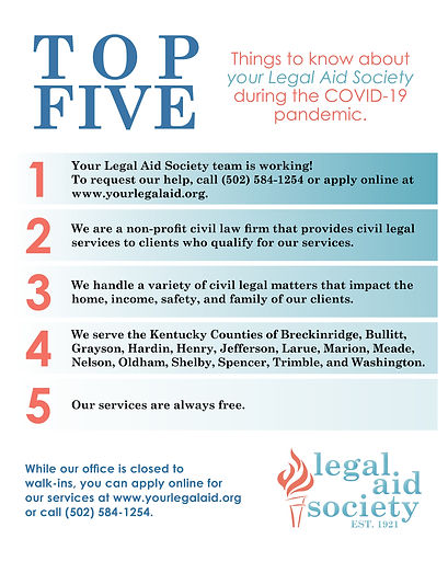Top Five General Legal Aid.jpg