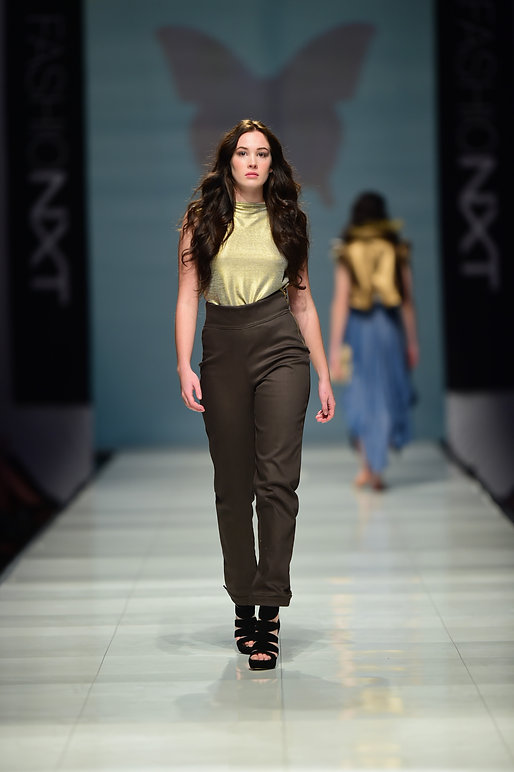 Banded pant with high waist SS2018.jpg