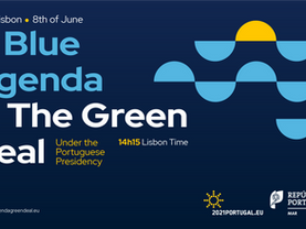 "Conferência ""A Blue Agenda in the Green Deal"""