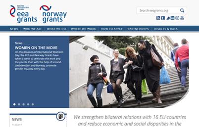 EEA Grants Internacional