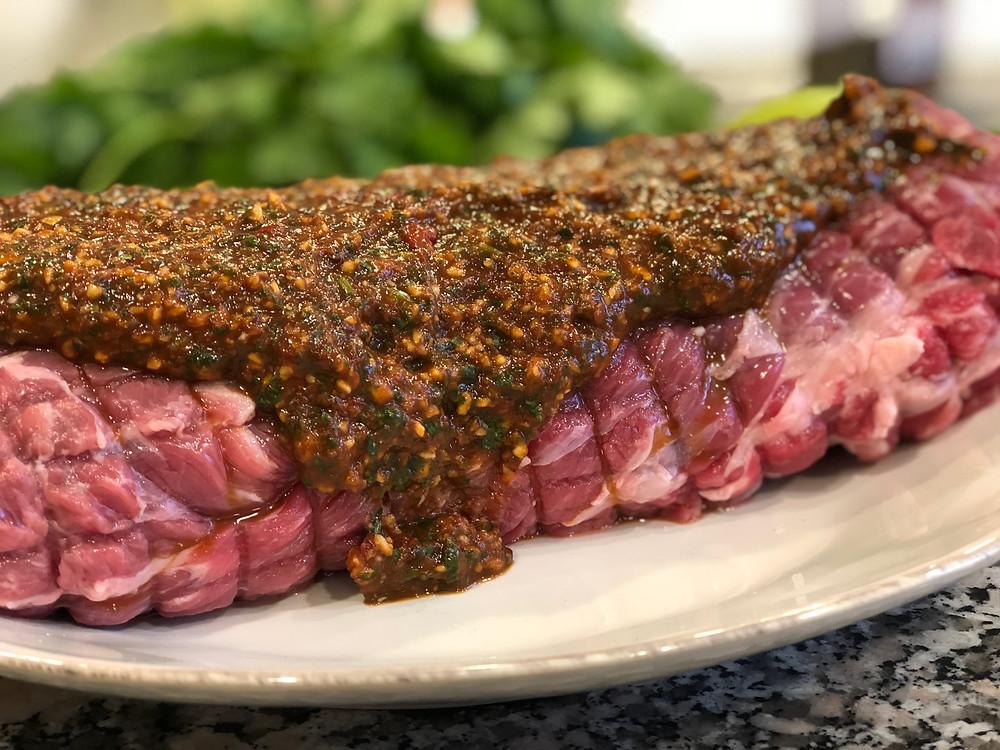 Pulled Beef Barbacoa