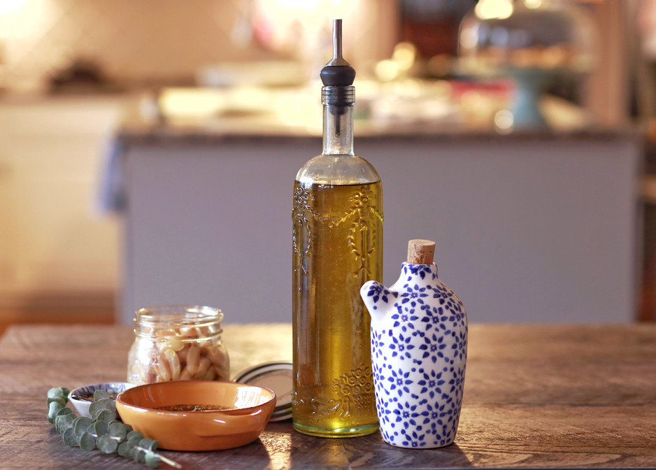 Garlic Olive Oil Infusion