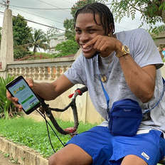 Effit influencer campaign: deno crazy for CoolCash Jamaica