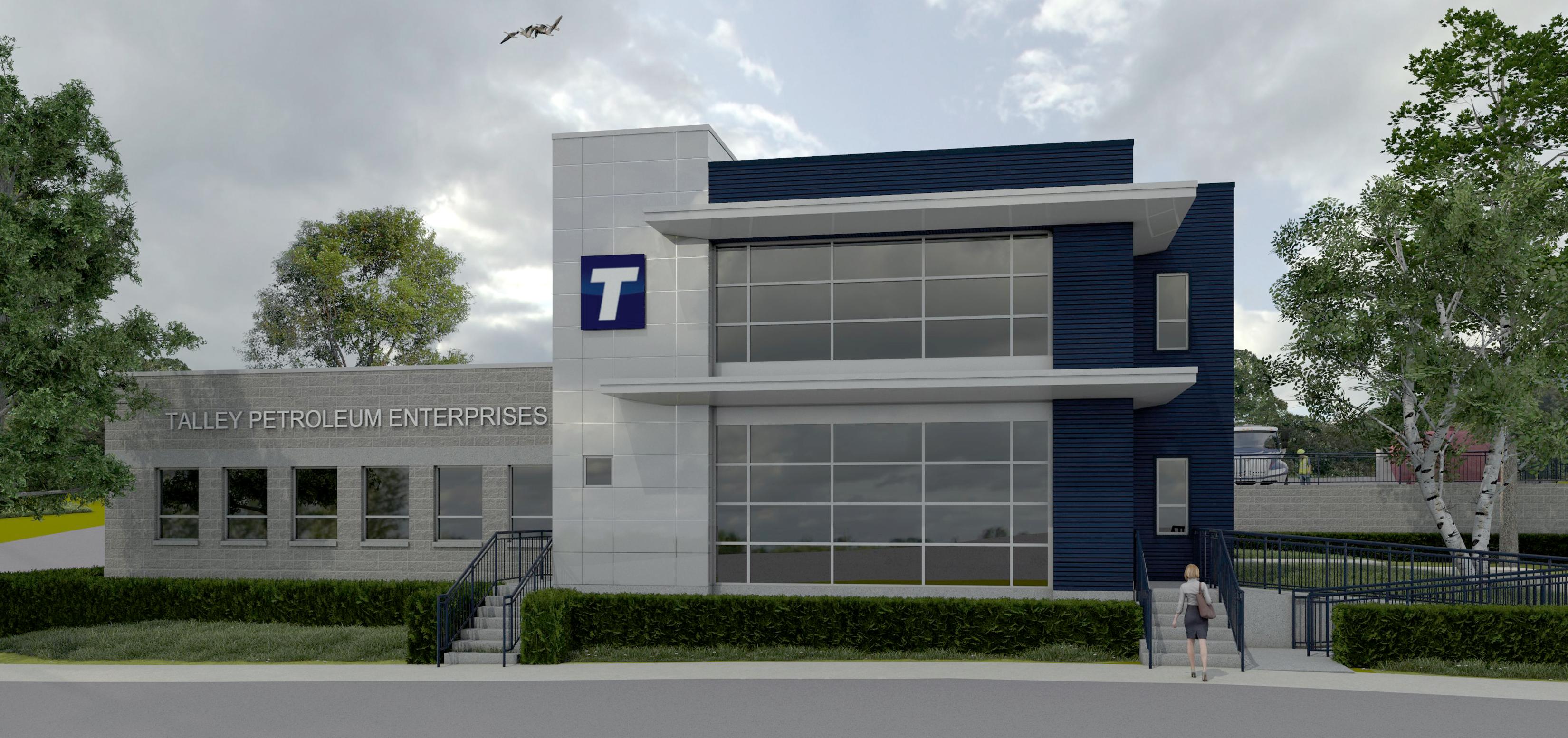TPE Corporate Headquarters