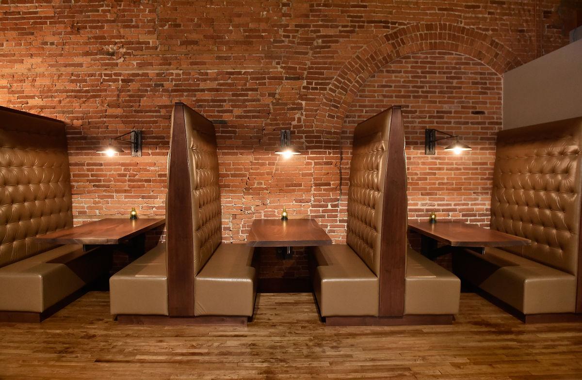 the press room restaurant