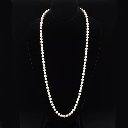 "30"" Pearl Necklace"