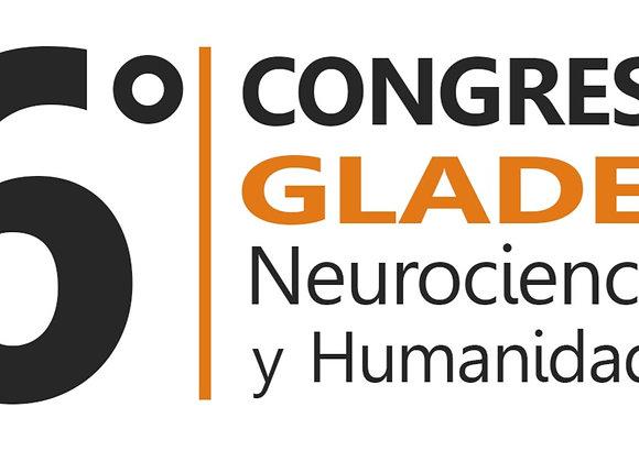 Registro Estudiantes 6o congreso GLADET neurociencias y humanidades