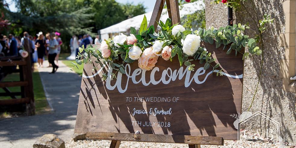 Spittleborough Farmhouse Wedding Fair