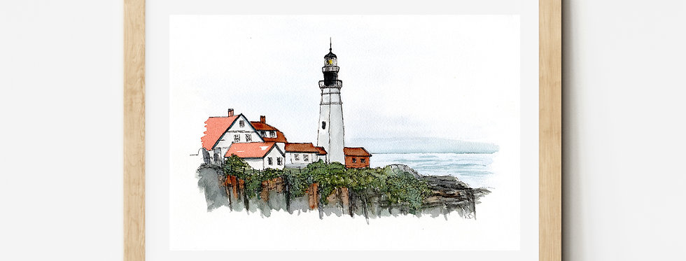 Cliff Lighthouse