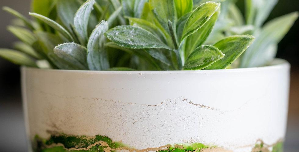 Plastic Planter Pot - Ponder