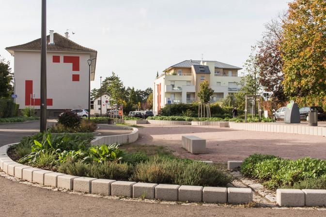Bergeronnettes, Meinau