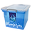 Thumbnail: Blue with photo, label