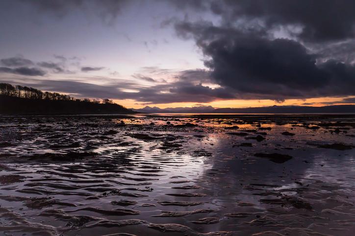 Reflection on Applecross Bay