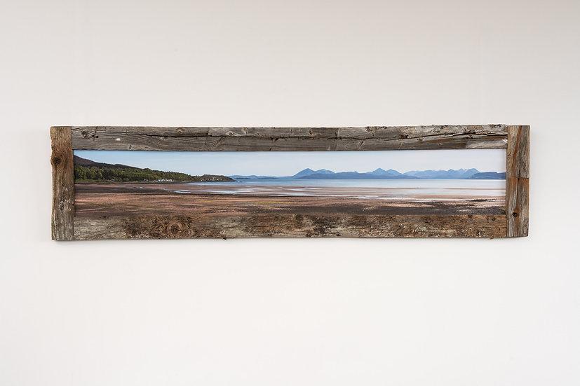 Spring Tide Larch Post Frame