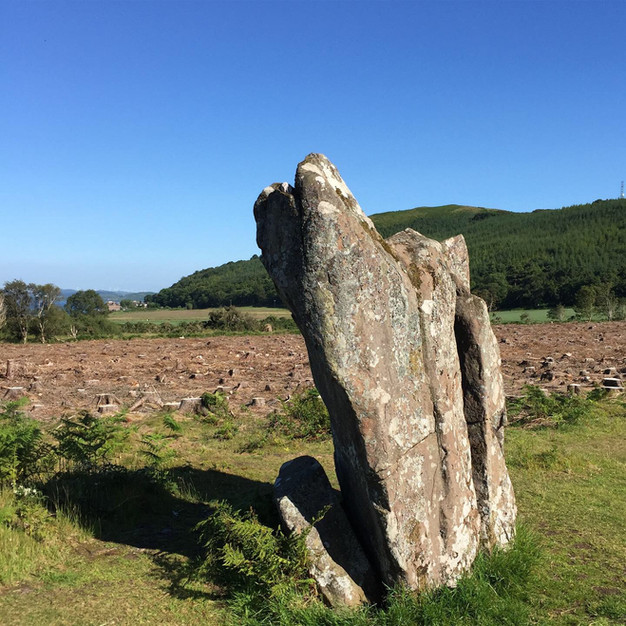 The Kingarth Stone Circle