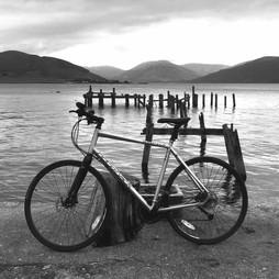 Cycle around the island