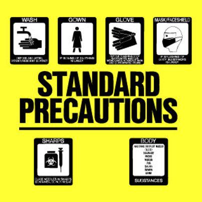 CBRF Standard Precautions: Course
