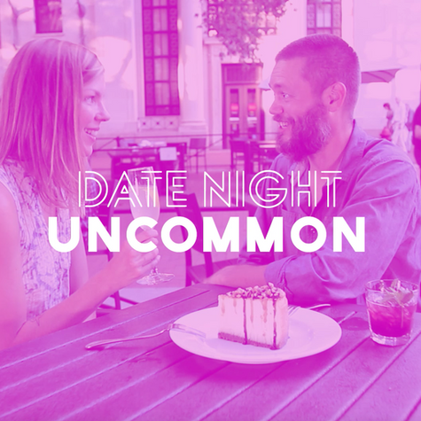Downtown Charlottesville - Date Night