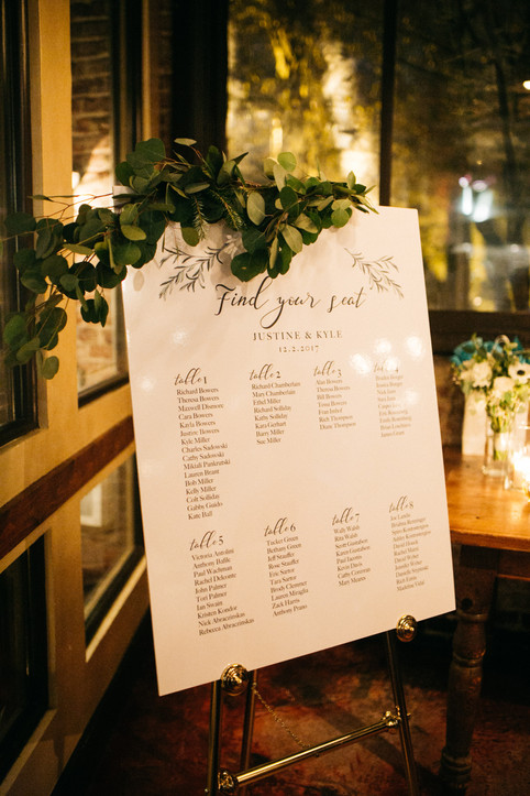 Osteria wedding by Peach Plum Pear Photo