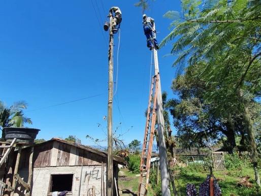 Moradores da Ilha do Amparo ganham mais qualidade de vida