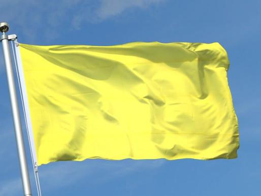 Curitiba volta à bandeira amarela após 133 dias