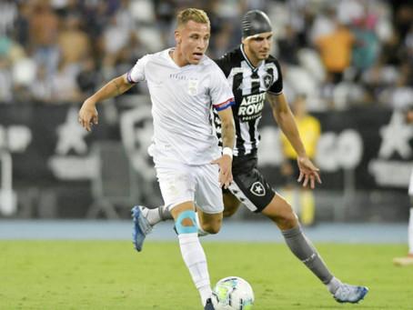 Botafogo 1×0 Paraná: está tudo aberto na Copa do Brasil