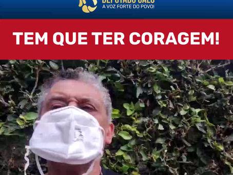 DEPUTADO GALO QUESTIONA OS EFEITOS DO LOCKDOWN