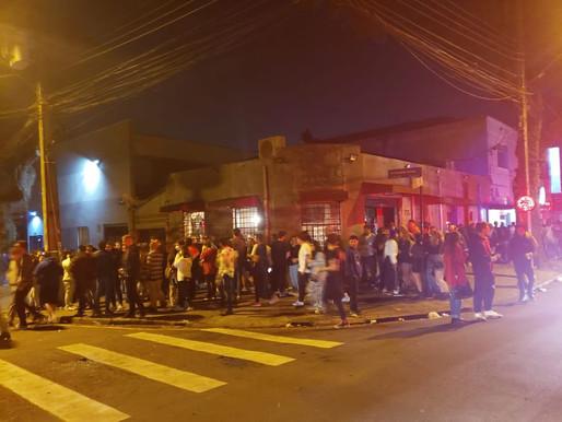 Operação fecha 10 estabelecimentos em Curitiba e aplica R$ 1,1 milhão em multas
